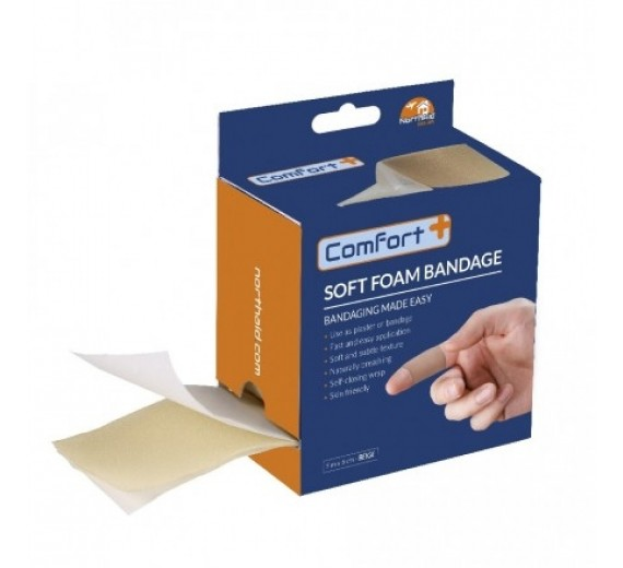 COMFORT Self-Adherent Bandage 5m roll-01